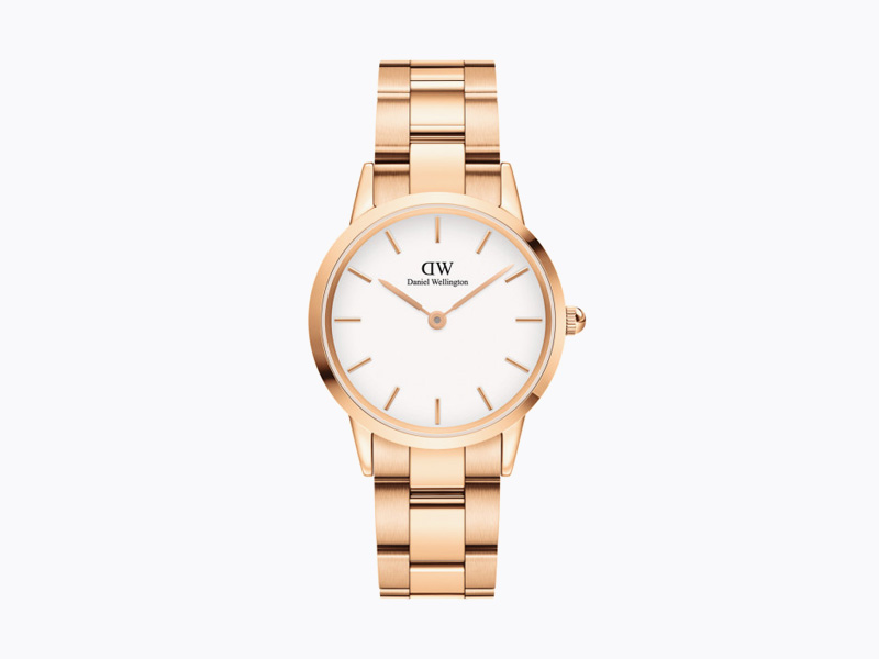 Daniel Wellington Iconic Link dameur
